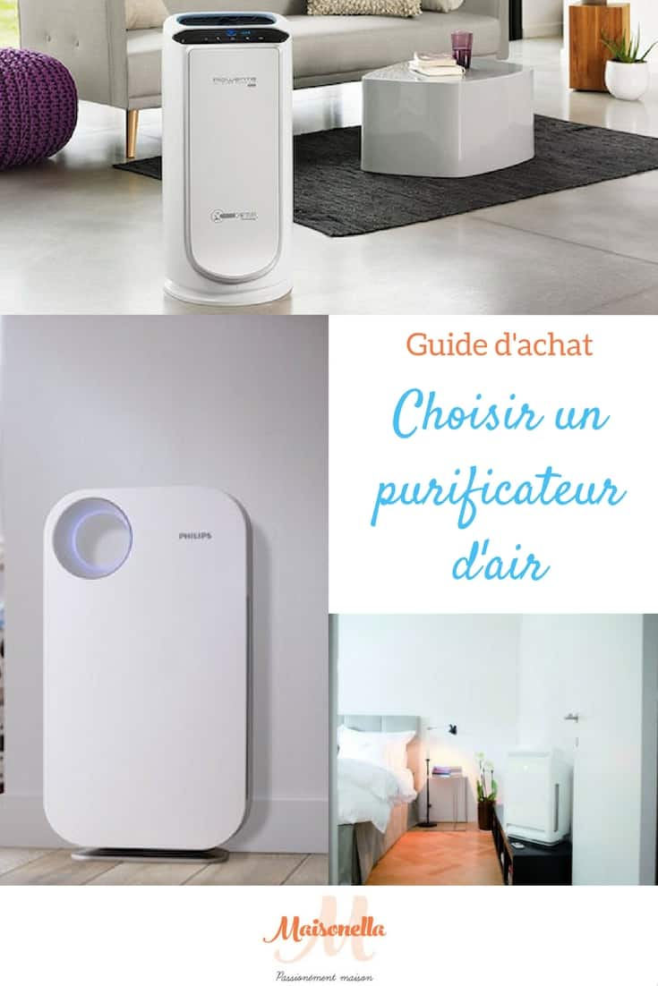 Choisir le meilleur purificateur d'air en 2018 : Comparatif, Tests, Avis